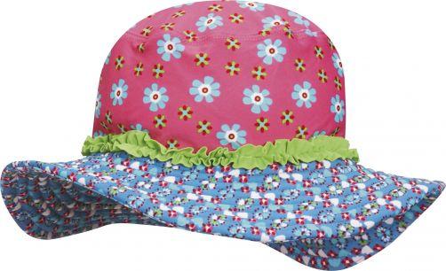 Playshoes---UV-Schutz-Sonnenhütchen-für-Kinder---Blume
