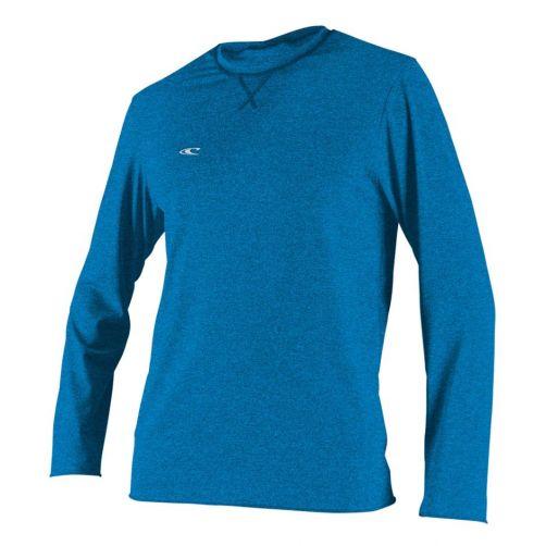 O'Neill---UV-Shirt-für-Herren---langärmlig---Hybrid-Sun---Hellblau