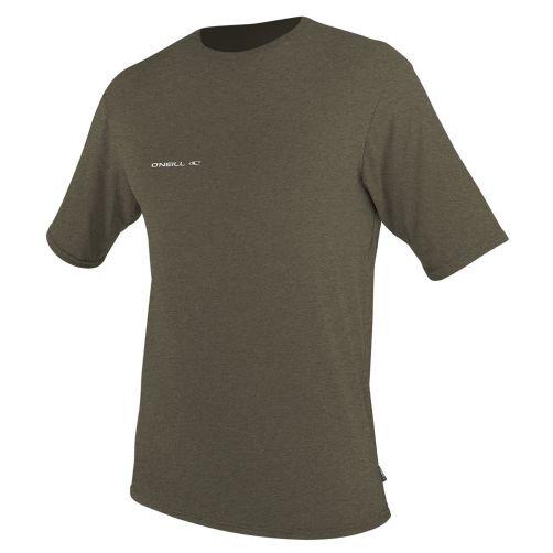 O'Neill---Hybrid-UV-Shirt-für-Herren---Kurzarm---Khaki