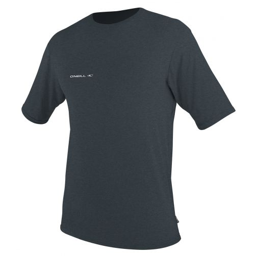 O'Neill---Hybrid-UV-Shirt-für-Herren---Kurzarm---Dunkles-blaugrau