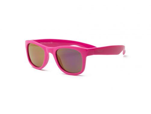 Real-Kids-Shades---UV-Sonnenbrille-für-Kinder---Surf---Neon-Pink