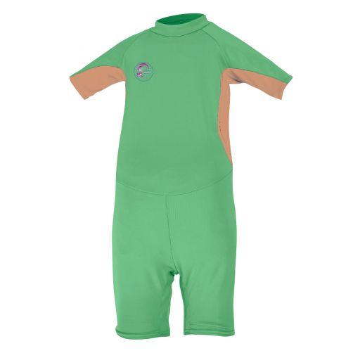 O'Neill---UV-Schwimmanzug-für-Babys---Slim-Fit---Grün-/-Orange