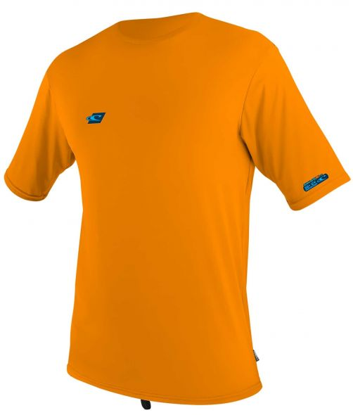 O'Neill---UV-Shirt-für-Kinder---kurzärmlig---Premium-Sun---Orange