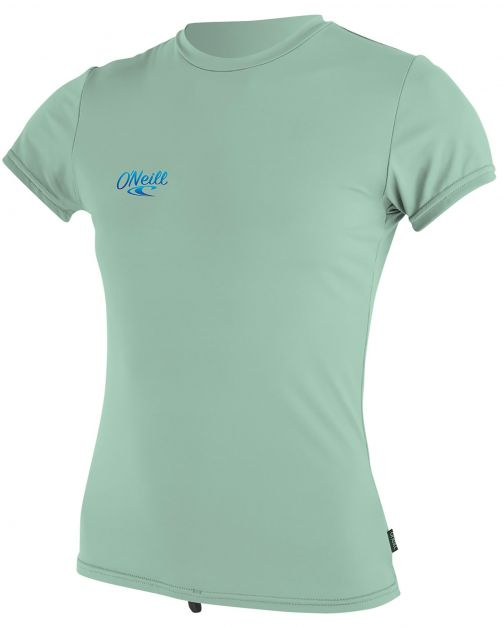O'Neill---UV-Shirt-für-Mädchen---kurzärmlig---Premium-Sun---Baltischgrün