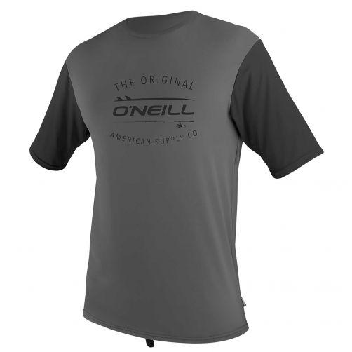 O'Neill---UV-Shirt-für-Herren---kurzärmlig---Limited-24/7---Dunkelgrau