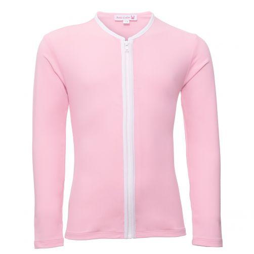 Petit-Crabe---UV-Shirt-Rashguard---Stern---Hellrosa