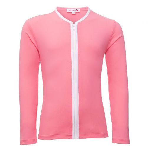 Petit-Crabe---UV-Shirt-Rashguard---Stern---Pink
