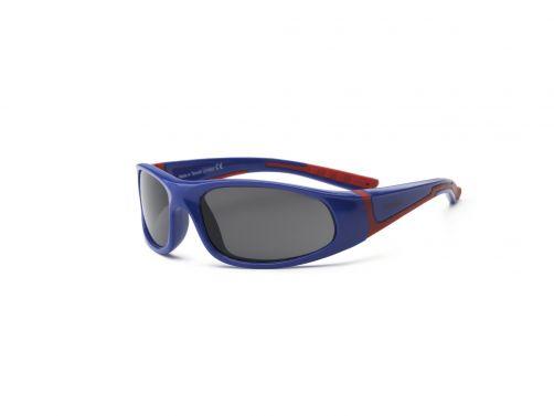 Real-Kids-Shades--UV-Sonnenbrille-Kinder---Bolt---Marineblau-/-Rot