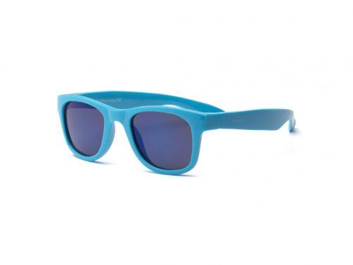 Real-Kids-Shades---UV-Sonnenbrille-für-Kinder---Surf---Neon-Blau