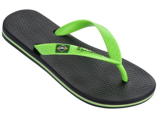 Ipanema---Flipflops-für-Jungen---Classic-Brasil---Grün