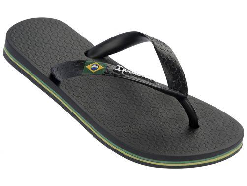 Ipanema---Flipflops-für-Jungen---Classic-Brasil---Schwarz