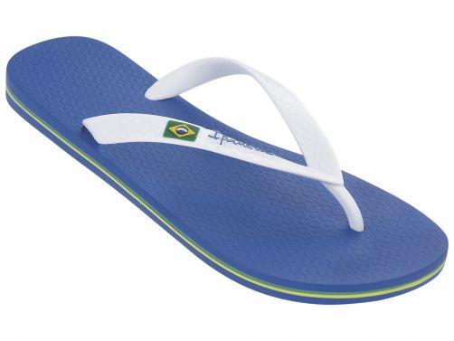 Ipanema---Flipflops-für-Herren---Classic-Brasil---Blau-/-Weiß