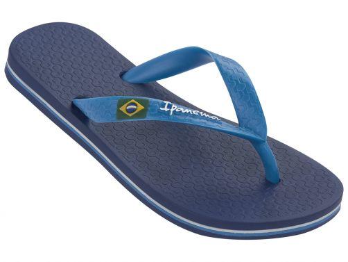 Ipanema---Flipflops-für-Jungen---Classic-Brasil---Blau