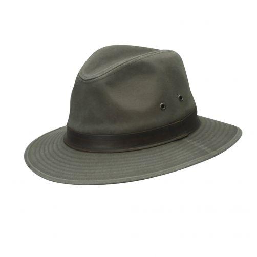 Dorfman-Pacific---UV-Safari-Hut-für-Männer---Olive