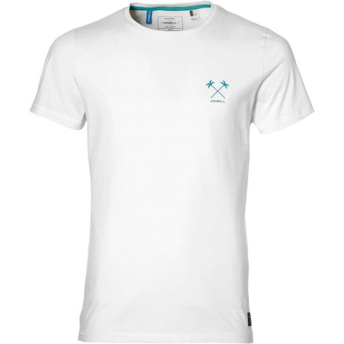O'Neill---UV-Shirt-für-Herren---Palms---Weiß