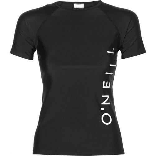 O'Neill---UV-Badeshirt-für-Damen---Schwarz
