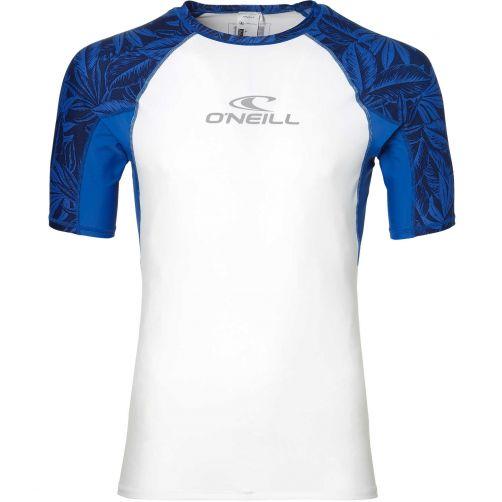 O'Neill---UV-Badeshirt-für-Herren---Sun---Weiß