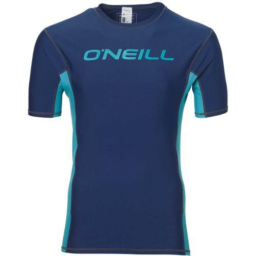 O'Neill---UV-Badeshirt-für-Herren---Springs---Anthrazit
