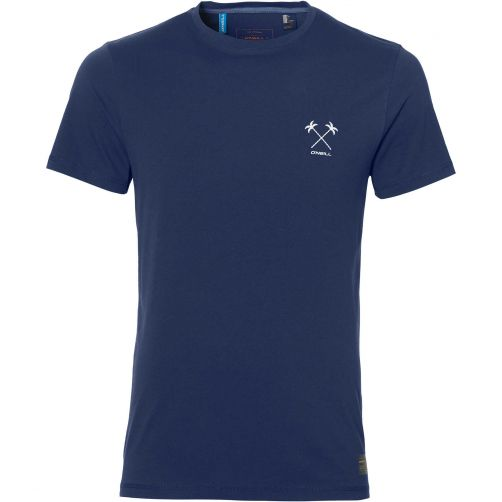 O'Neill---UV-Shirt-für-Herren---Palms---Marineblau