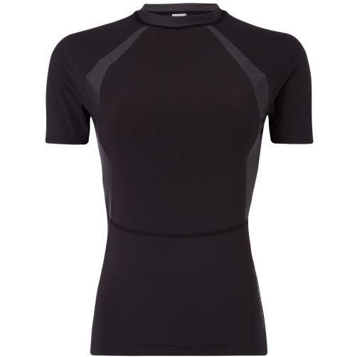 O'Neill---UV-Shirt-kurzärmlig-für-Damen---Schwarz