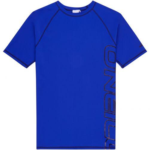 O'Neill---UV-Shirt-für-Herren---Kurzärmlig---Blau