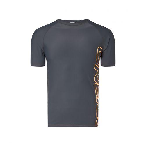 O'Neill---UV-Shirt-für-Herren---Kurzärmlig---Dunkelgrau