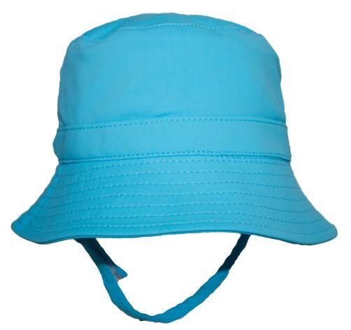 Rigon---UV-Sonnenhut-für-Babys---Türkis