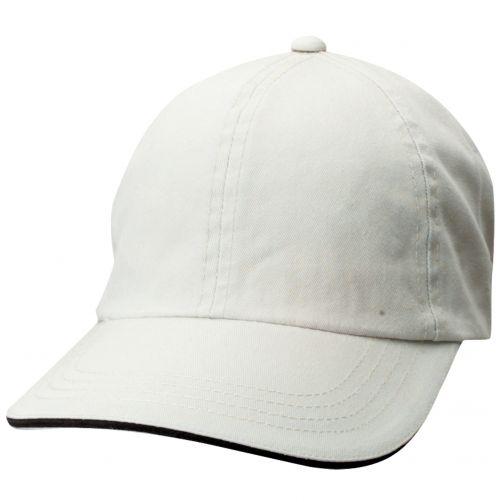Dorfman-Pacific---Mütze-für-Männer---Hellgrau/schwarz