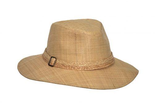 Rigon---UV-Fedorahut-für-Damen---Kakadu---Raffia-Naturfarben