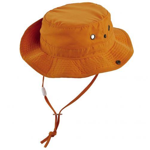Scala---Boonie-Hut-für-Kinder---Orange