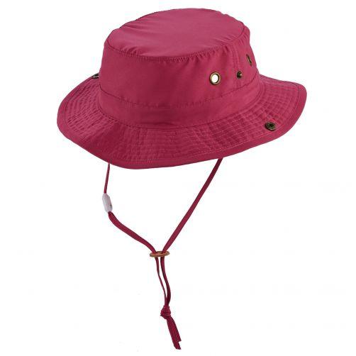 Scala---Boonie-Hut-für-Kinder---Fuchsia