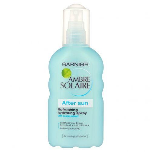 Garnier---AfterSun-Spray---Ambre-solaire