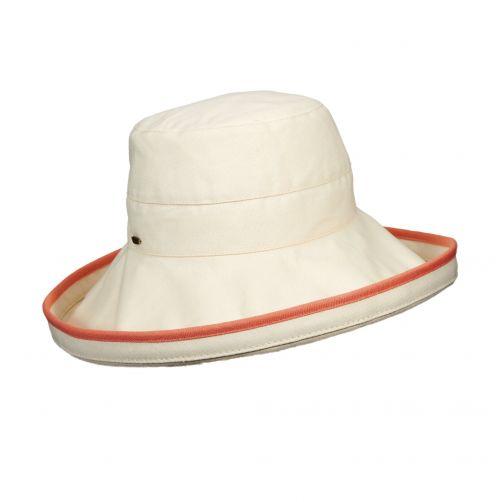 Scala---UV-Hut-für-Damen---Grapefruit