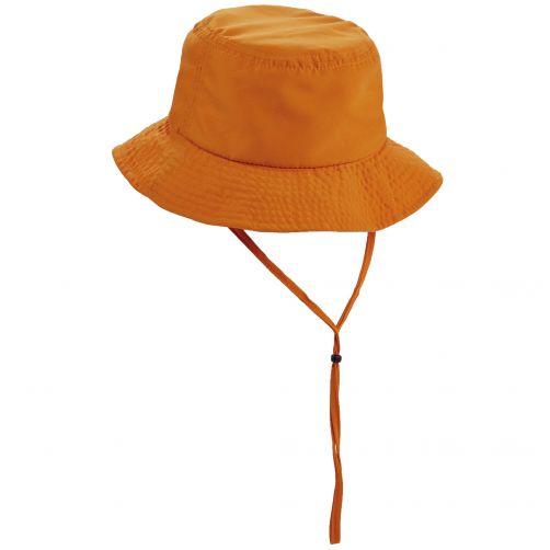 Hut-für-Damen-von-Tropical-Trends---Orange