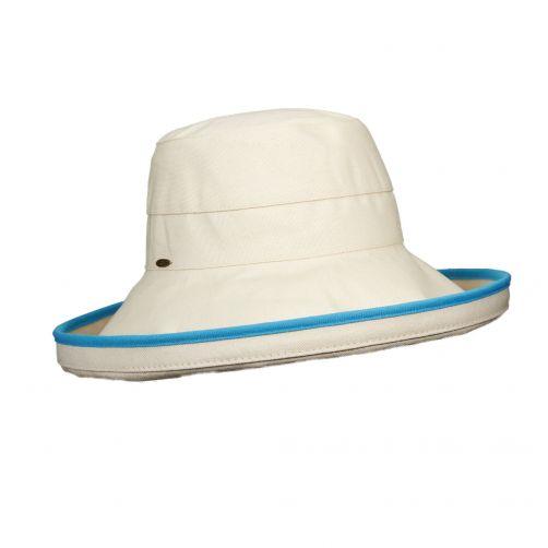Scala---UV-Hut-für-Damen---Turquoise