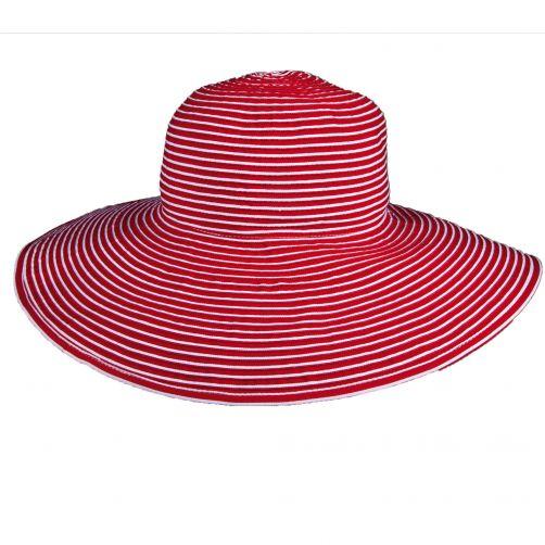 Scala---UV-Hut-für-Damen---Rot