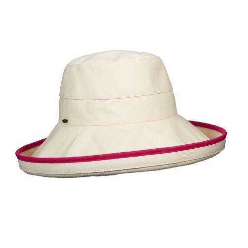 Scala---UV-Hut-für-Damen---Fuchsia