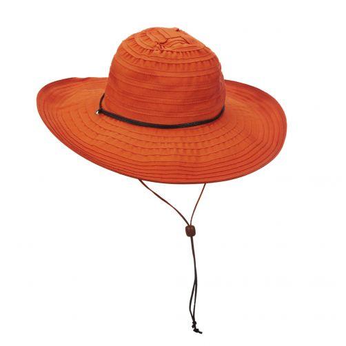 Scala---Hut-für-Damen---Papaya