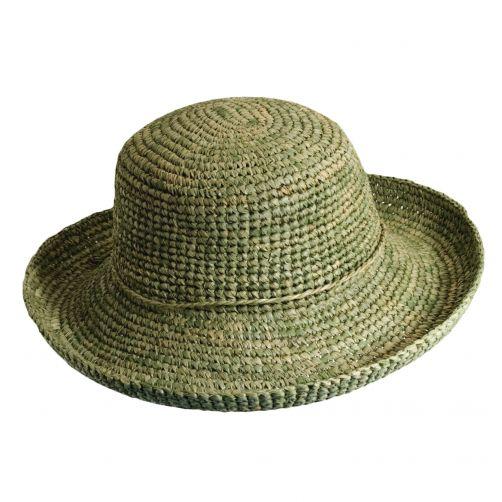 Scala---Hut-für-Damen---Hell-Olive