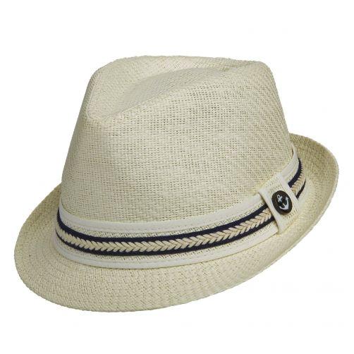 Scala---Hut-für-Damen-von-Tropical-Trends---blau