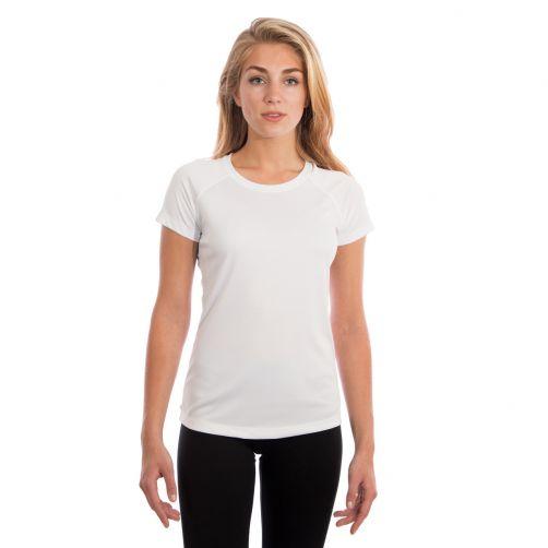Vapor-Apparel---UV-Shirt-kurzärmlig-für-Frauen---Weiß