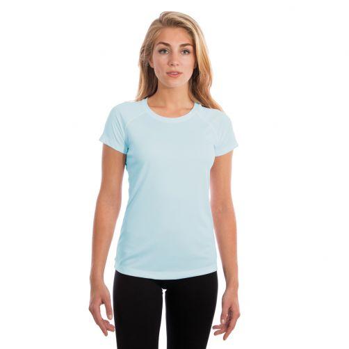 Vapor-Apparel---UV-Shirt-kurzärmlig-für-Damen---Hellblau