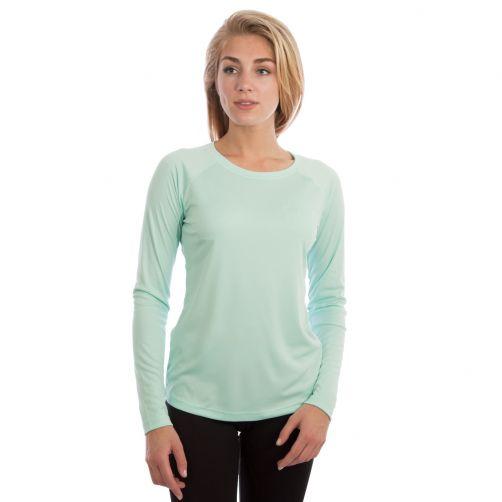 Vapor-Apparel---UV-Shirt-langärmlig-für-Damen---Grün