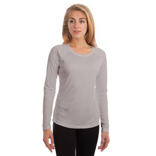 Vapor-Apparel---UV-Shirt-langärmlig-für-Damen--Grau