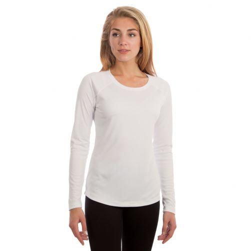 Vapor-Apparel---UV-Shirt-langärmlig-für-Damen--Weiß