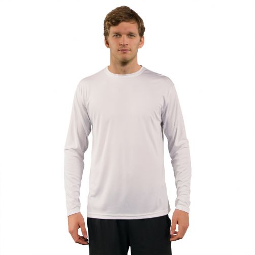 Vapor-Apparel---UV-Shirt-langärmlig-für-Herren---Weiß