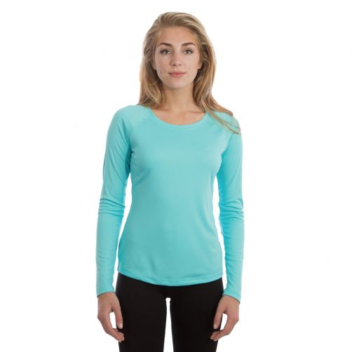 Vapor-Apparel---UV-Shirt-langärmlig-für-Damen---Hellblau