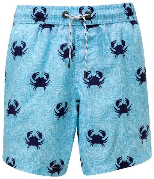 Snapper-Rock---Badehose-für-Herren---Blau-Crab---Blau