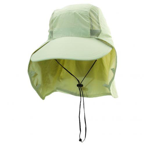 Dorfman-Pacific---UV-Schutz-nylon-visserspet-für-Herren---Altweiß