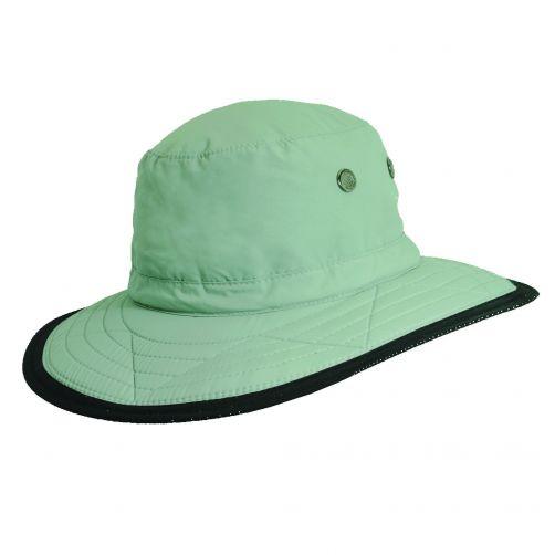 Dorfman-Pacific---UV-Schutz-Outdoor-Hut-für-Herren---grau-grün